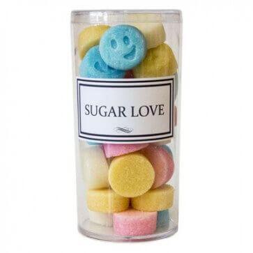 Фигурный сахар - смайлики - 250 мл