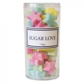 Фигурный сахар - звёздочки - 250 мл